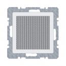 28826089 Динамик для FM Радиоприемника встроенный для серии Q.1, Цвет: полярная белезна