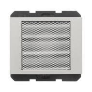 Berker 28827004 Динамик для FM Радиоприемника встроенный для серии K.1/K.5, Цвет: лакированный алюминий серия  купить в Москве,