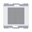 28827009 Динамик для FM Радиоприемника встроенный для серии K.1/K.5, Цвет: полярная белезна