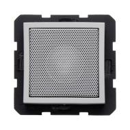 Berker 28828916 Динамик для FM Радиоприемника встроенный для серии S.1/B.1/B.3/B.7, Цвет: лакированный алюминий серия  купить в