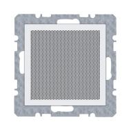 Berker 28828989 Динамик для FM Радиоприемника встроенный для серии S.1/B.1/B.3/B.7, Цвет: полярная белезна серия  купить в Москв