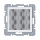 28828989 Динамик для FM Радиоприемника встроенный для серии S.1/B.1/B.3/B.7, Цвет: полярная белезна