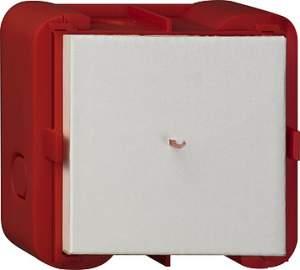 289100 Монтажная коробка Е22 1-местная
