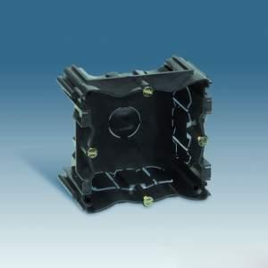 31712-61 27 Коробка устан. в гипсокарт., 1 мод. 60мм, термопл., синий