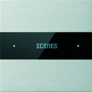 Deseo - лицевая панель - цвет алюминий  (c 07.2011) арт.301-01