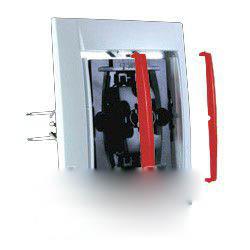34901-37 34 Красный Вставки декоративные (2 шт. в комплекте)