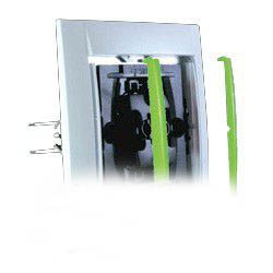 34901-65 34 Зеленый Вставки декоративные (2 шт. в комплекте)