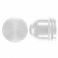 37.02 Мех Колпачек плоский для ламп до 35 мм прозрачный