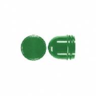 37.06 Мех Колпачек плоский для ламп до 35 мм зеленый