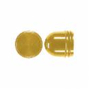 37.07 Мех Колпачек плоский для ламп до 35 мм желтый