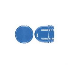 37.08 Мех Колпачек плоский для ламп до 35 мм синий