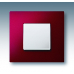 2700617-080 27 Play Артик Красный Рамка-декор 1 пост, Play