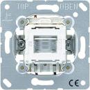 506KOTU Мех Переключатель 1-клавишный возвратно-нажимной возм контрольной подсветки