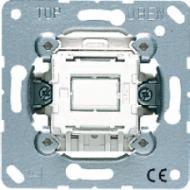 506TU Мех Переключатель 1 -клавишный возвратно-нажимной