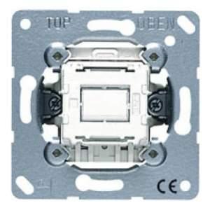 507TU Мех Переключатель 1-клавишный перекрестный