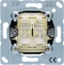 509TU Мех Переключатель 2-клавишный возвратно нажимной