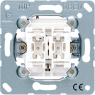 509VU Мех Выключатель жалюзийный с мех блокировкой