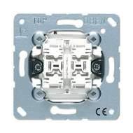 539U Кнопка сдвоенная без фиксации 10АХ 250V