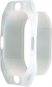 551WU МехВставка уплотнительная для изделий 55х55, для получения IP44
