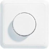5544.02V CD 500/CD plusБеж Светорегулятор для л/н в сборе с рамкой 60-400W