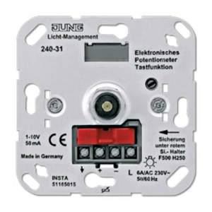 5544.02VEINS/1 EcoProfi Беж Светорегулятор поворотный для л/н 60-400Вт ( в сборе, без рамки)