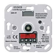 5544.02VEINS/1WW EcoProfi Бел Светорегулятор поворотный для л/н 60-400Вт ( в сборе, без рамки)