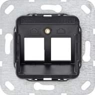 560300 Опорное кольцо Modular Jack 3 2 местный