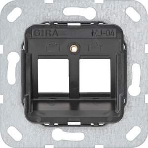 560400 Опорное кольцо Modular Jack 4 2 местный