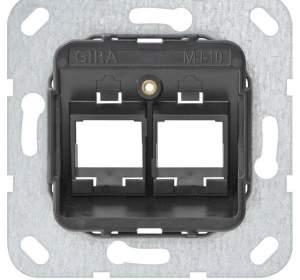 560500 Опорное кольцо Modular Jack 5 2 местный