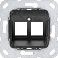 560700 Опорное кольцо Modular Jack 7 2 местный