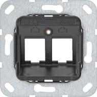 560900 Опорное кольцо Modular Jack 9 2 местный