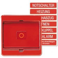 561GLRT CD 500/CD plusКрасный Клавиша 1-я с линзой