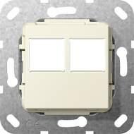 562901 Вставка Modular Jack 2-местн. LexCom