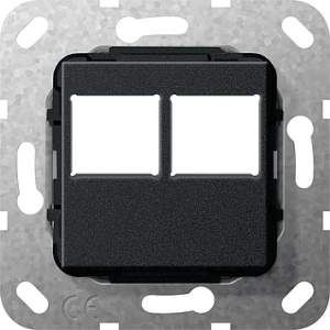 562910 Вставка Modular Jack 2-местн. LexCom
