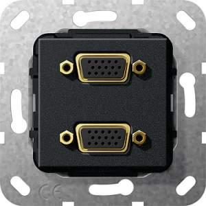 565410 Разъем VGA 2 местн.