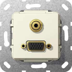 565901 Разъем VGA, мини гнездо