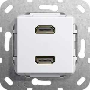 567103 Разъем HDMI 2 местн.