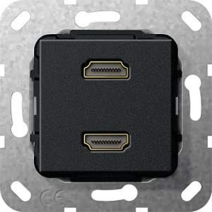 567110 Разъем HDMI 2 местн.