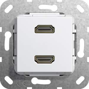 567203 Разъем HDMI 2 местн.