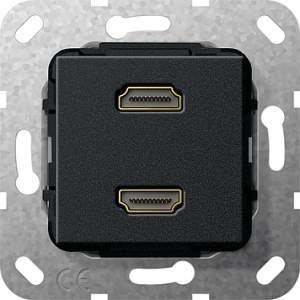 567210 Разъем HDMI 2 местн.