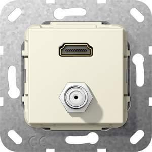 567501 Разъем HDMI, гнездо SAT F