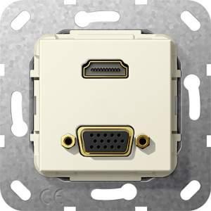 567601 Разъем HDMI, VGA