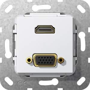 567801 Разъем HDMI, USB 3.0 A
