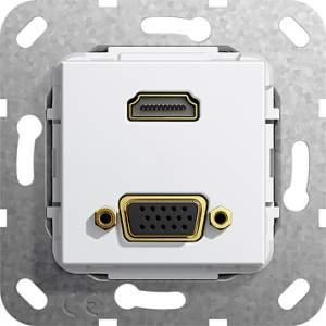 567703 Разъем HDMI, VGA