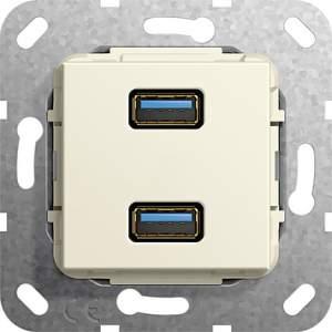 568501 Разъем USB 3.0 A 2 местн.