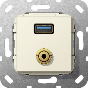 568601 Разъем USB 3.0 A, M гнездо