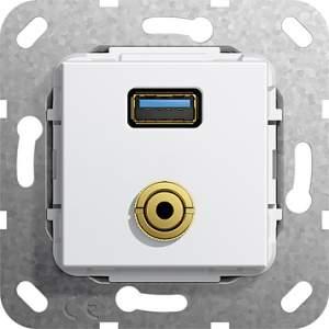 568603 Разъем USB 3.0 A, M гнездо