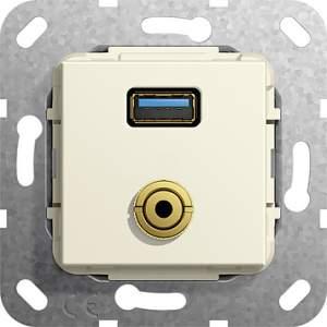 568701 Разъем USB 3.0 A, M гнездо
