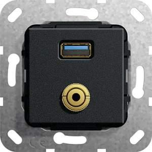 568710 Разъем USB 3.0 A, M гнездо