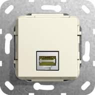 569601 Разъем MJ RJ45 Cat 6A 10 GB LSA Plus